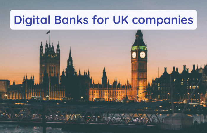 digital banks for uk companies
