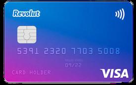 Revolut australia Visa card