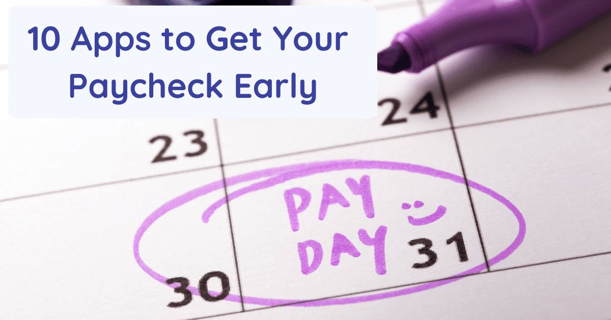 get paid early