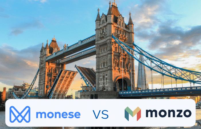 monese vs monzo