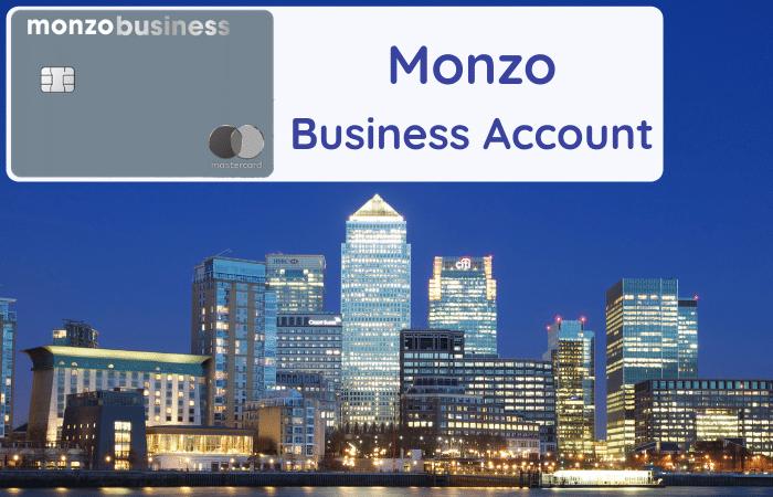 monzo business account