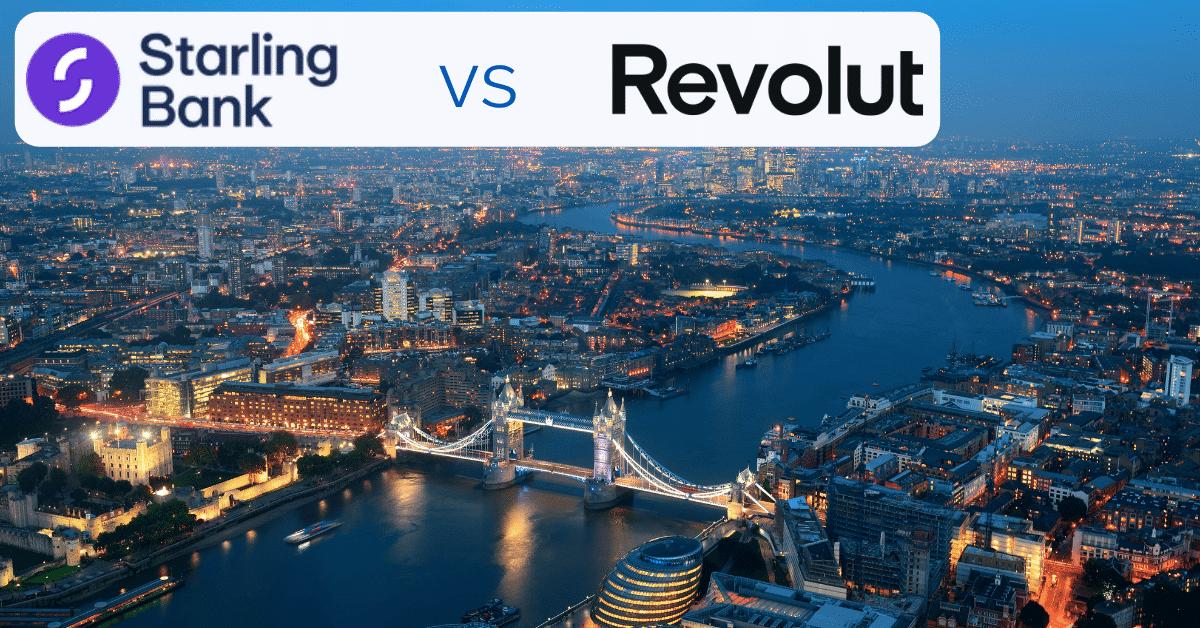 starling vs revolut