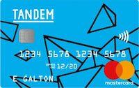 tandem bank card