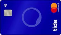 tide business card