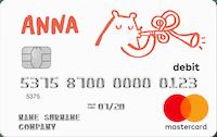 Anna money card