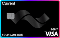 current bank card