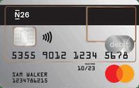 n26 bank card