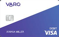 VaroMoney card