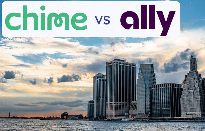 chime vs ally