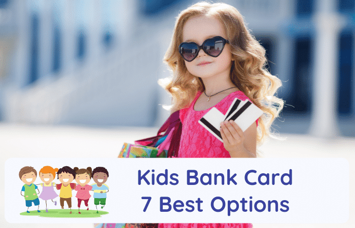 kids bank card