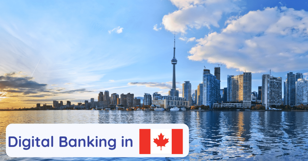 digital banking in canada