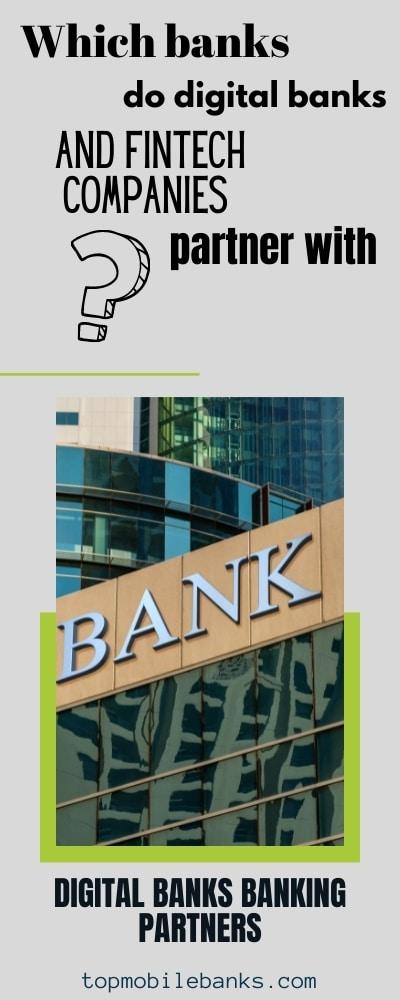 digital banks banking partners