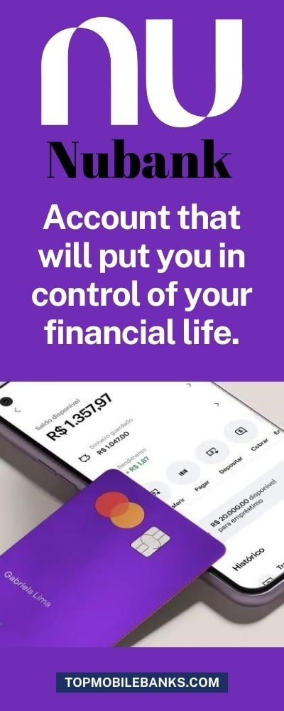 Nubank review infographic