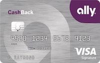 ally bank card