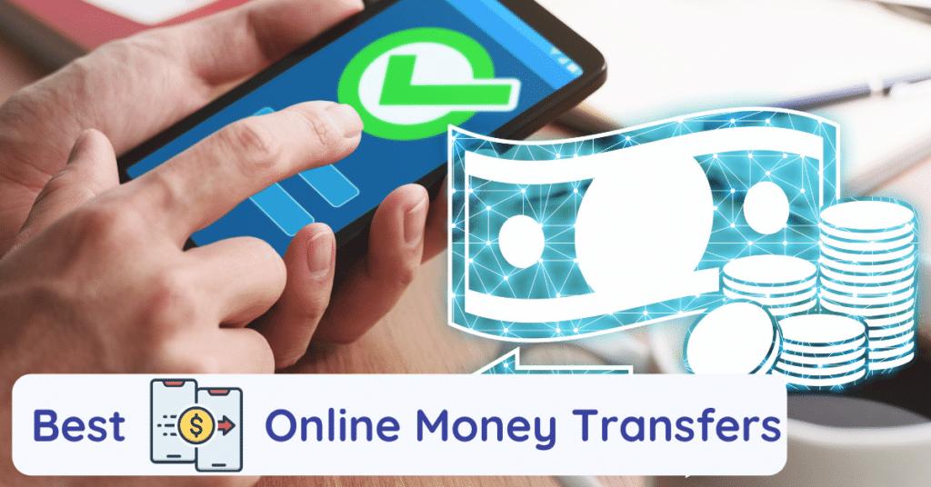 best online money transfers