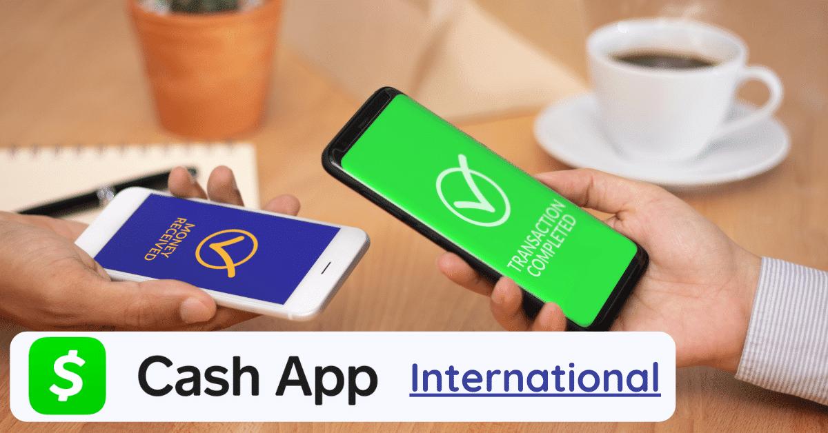 cash app international