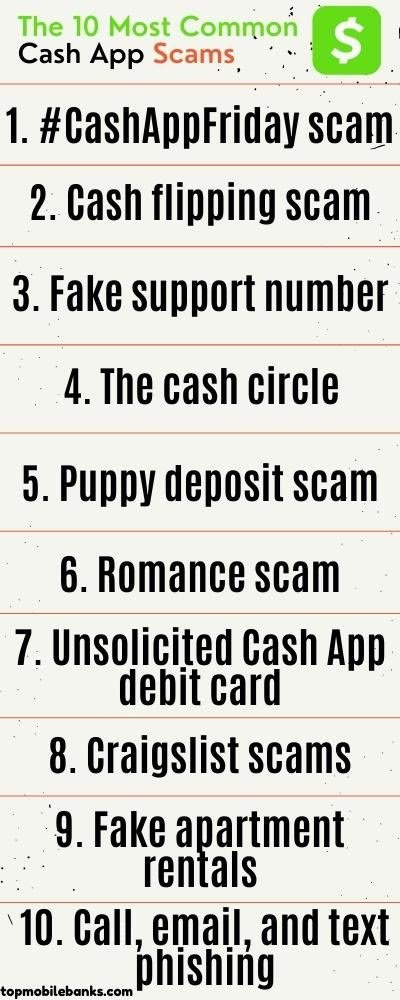 cash app scams
