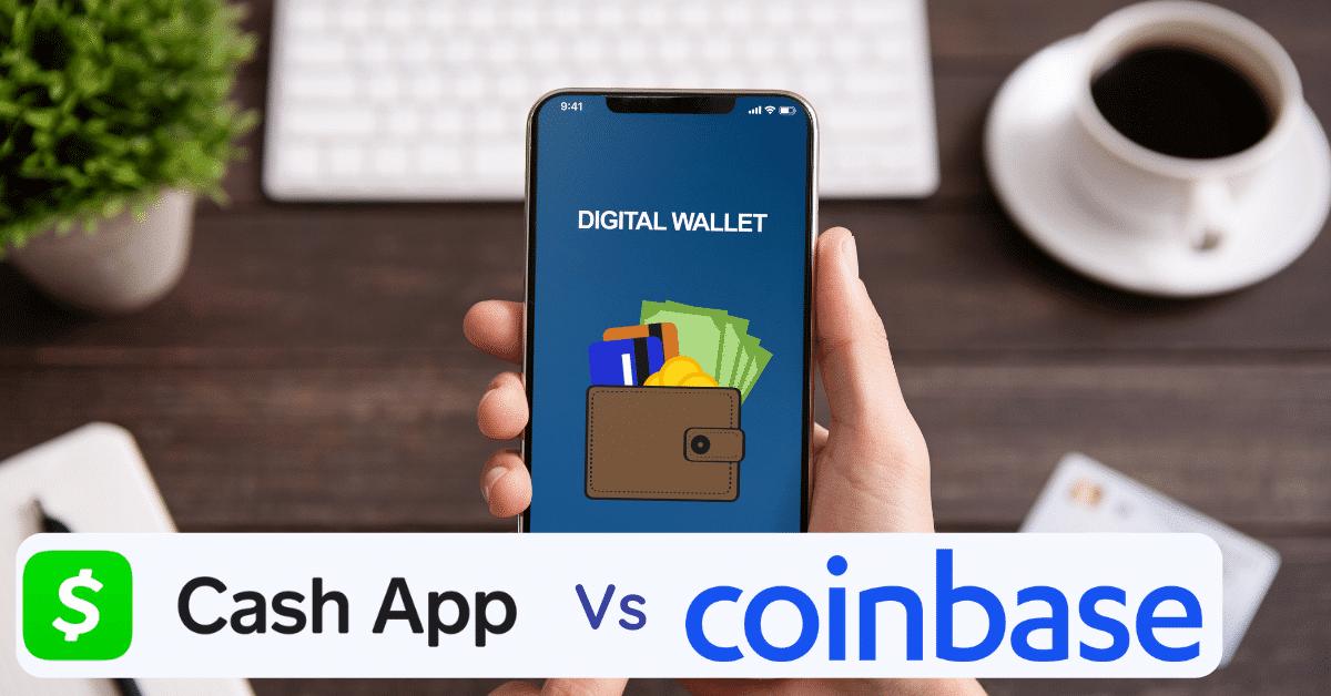 cash app vs coinbase