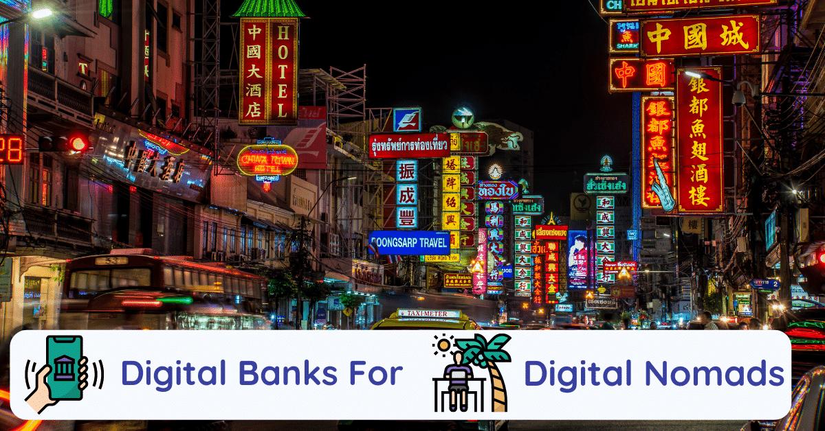digital banks for digital nomads