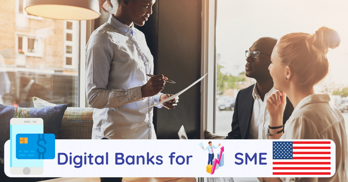 digital banks for small business