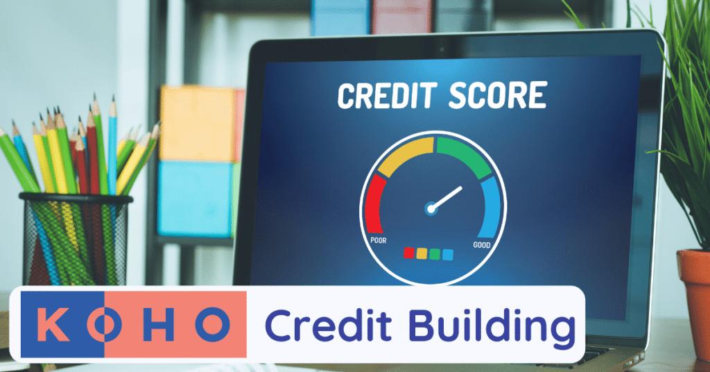 koho credit building