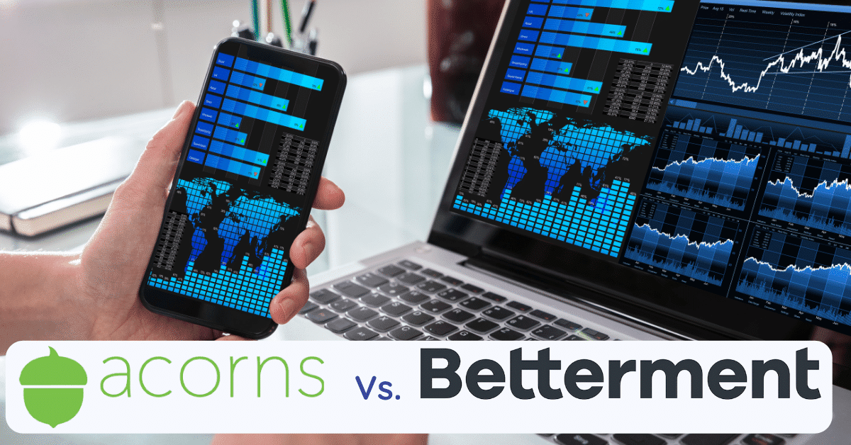 acorns vs betterment