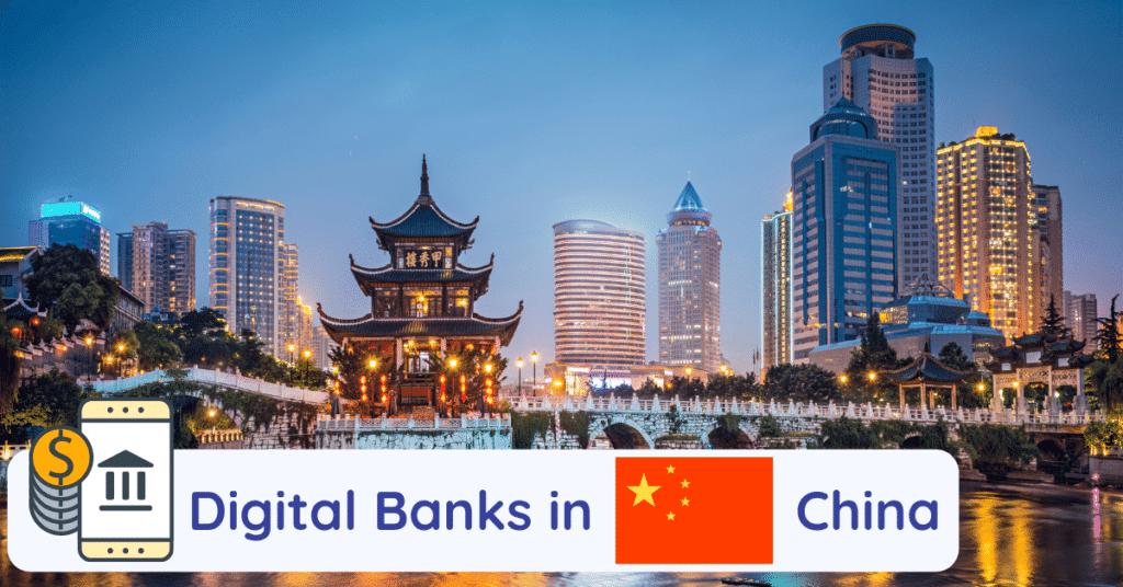digital banks china