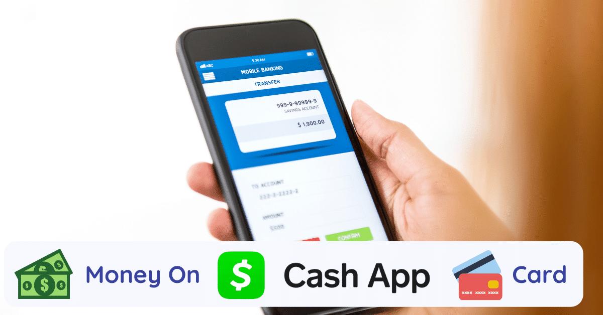 money on cash app card